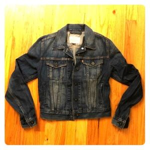 Like NEW Levi's Denim Jacket